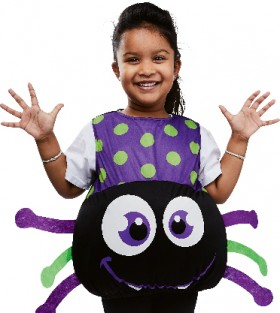 40-off-Spooky-Hollow-Spider-Toddler-Costume on sale