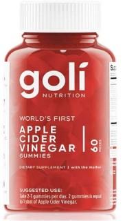 Goli-Apple-Cider-Vinegar-60-Gummies on sale