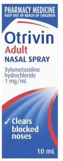 Otrivin-Adult-Nasal-Spray-10mL on sale