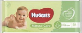 Huggies-Baby-Wipes-Natural-Care-56-Wipes on sale