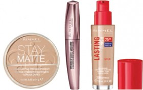 30-off-RRP-on-Selected-Rimmel-Products on sale