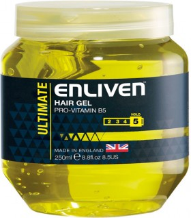 Enliven-Ultimate-Hair-Gel-250mL on sale