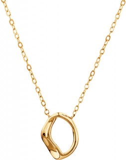 NEW-Mini-Spirits-Bay-Necklace-In-10ct-Yellow-Gold on sale