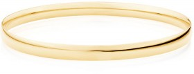 Bangle-in-10ct-Yellow-Gold on sale