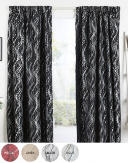 30-off-Strand-Lined-Ready-To-Hang-Pencil-Pleat-Curtains on sale