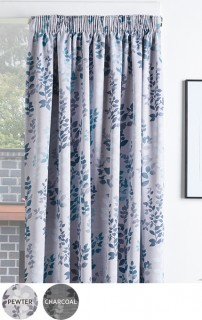 40-off-Melody-Room-Darkening-Pencil-Pleat-Curtains on sale