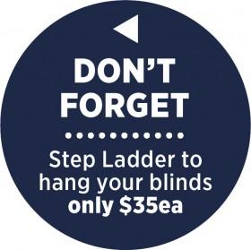 Step-Ladder on sale
