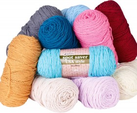 4-Seasons-Spotsaver-Yarn-USA-Style-140g200g on sale