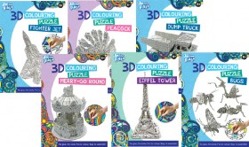 20-off-3D-Colouring-Puzzles on sale