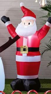 30-off-Jolly-Joy-135cm-Inflatable-Santa on sale