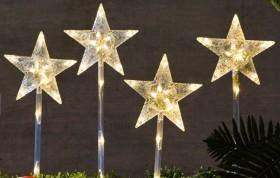 30-off-Jolly-Joy-Star-Solar-Garden-Stake-5-Pack on sale