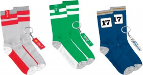 Repco-Supercars-Championship-Sock-and-Key-Ring-Packs on sale