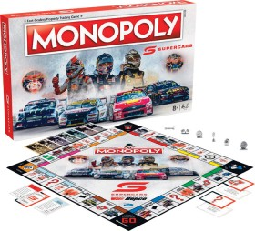 Limited-Edition-Supercars-Monopoly on sale