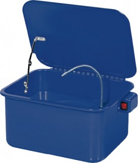 Mechpro-Blue-12L-Parts-Washer on sale