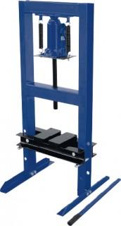 Mechpro-Blue-Shop-Press on sale