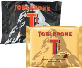 Toblerone-Minis-200g on sale