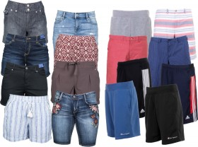 Mens-Womens-Shorts on sale