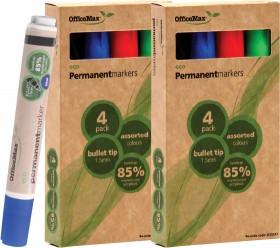 OfficeMax-Eco-Permanent-Markers on sale