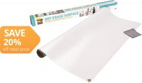 Post-it-Dry-Erase-Film on sale