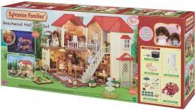 Sylvanian-Families-Beachwood-Hall-Gift-Set on sale