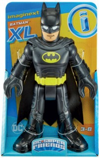 Fisher-Price-DC-Super-Friends-XL-Figure-Batman on sale