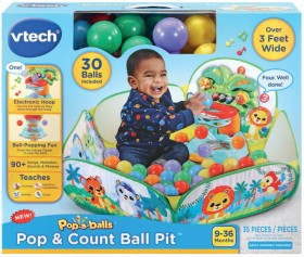VTech-Pop-Count-Ball-Pit on sale
