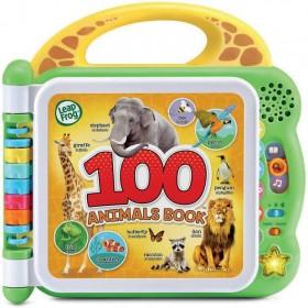 LeapFrog-100-Words-Animal-Book-EnglishFrench on sale