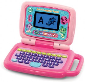 LeapFrog-2-in-1-LeapTop-Touch-in-Violet on sale
