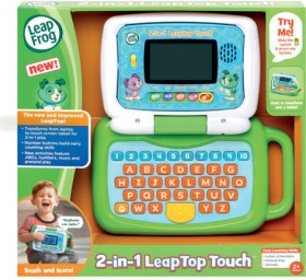 LeapFrog-2-in-1-LeapTop-Touch-in-Scout on sale