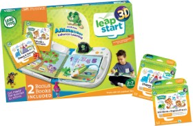 LeapFrog-Leapstart-3D-Interactive-Learning-System-in-Pink-or-Green on sale