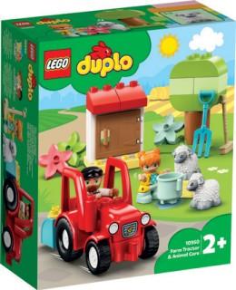 LEGO-10950-Farm-Tractor-Animal-Care on sale