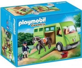 Playmobil-Horse-Transporter on sale