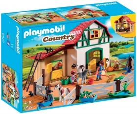 Playmobil-Pony-Farm on sale