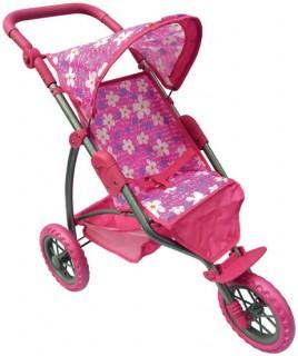 Playworld-3-Wheel-Doll-Stroller on sale