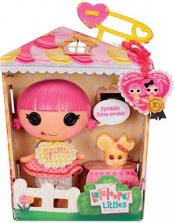 Lalaloopsy-Littles-Doll-Sprinkle-Spice-Cookie on sale