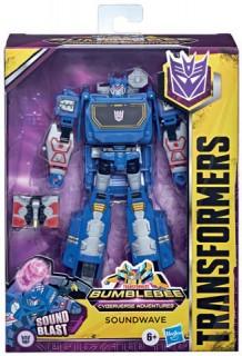 Transformer-Cyberverse-Deluxe-Sound-Blast-Soundwave on sale
