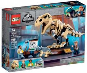 LEGO-Jurassic-World-76940-T-Rex-Dinosaur-Fossil-Exhibition on sale