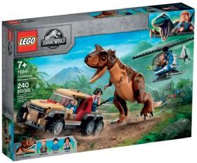 LEGO-Jurassic-World-76941-Carnotaurus-Dinosaur-Chase on sale