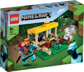 LEGO-Minecraft-21171-The-Horse-Stable on sale