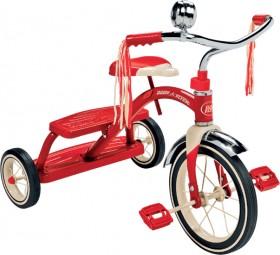 Radio-Flyer-Classic-Red-Dual-Deck-Trike on sale