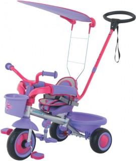 Eurotrike-Ultima-Canopy-Plus-AutoSteer-Pink on sale
