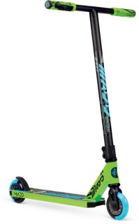 Madd-Gear-Kick-Howler-Scooter-GreenBlue on sale