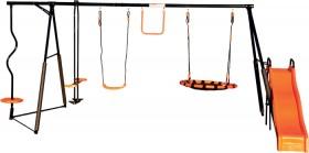 Playworld-Spin-N-Slide-Swingset on sale
