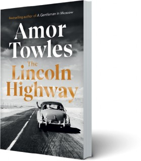 The-Lincoln-Highway on sale