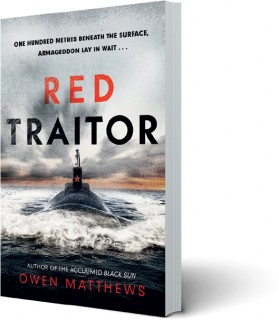 Red-Traitor on sale