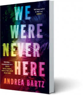 We-Were-Never-Here on sale