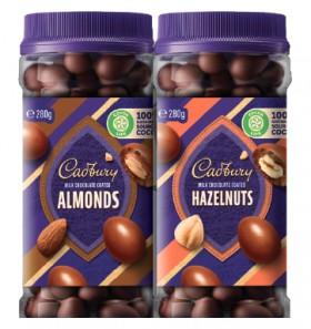 Cadbury-Chocolate-Coated-Range-280-340g on sale