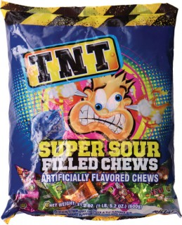 TNT-Sour-Chews-600g on sale